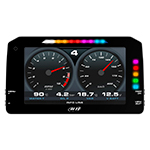 AIM Dash Logger - MXP Color TFT Dash Logger For Motorsports