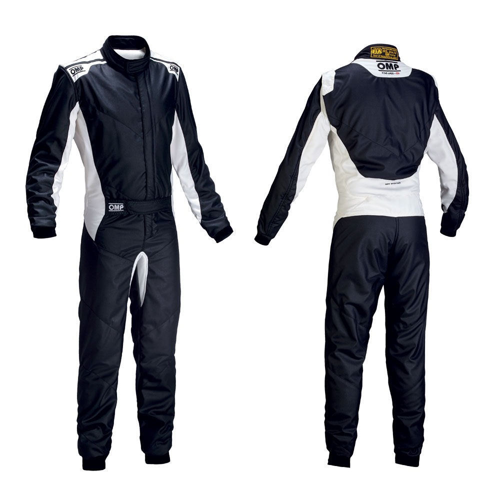 OMP ONE-S Driving Suit FIA8856