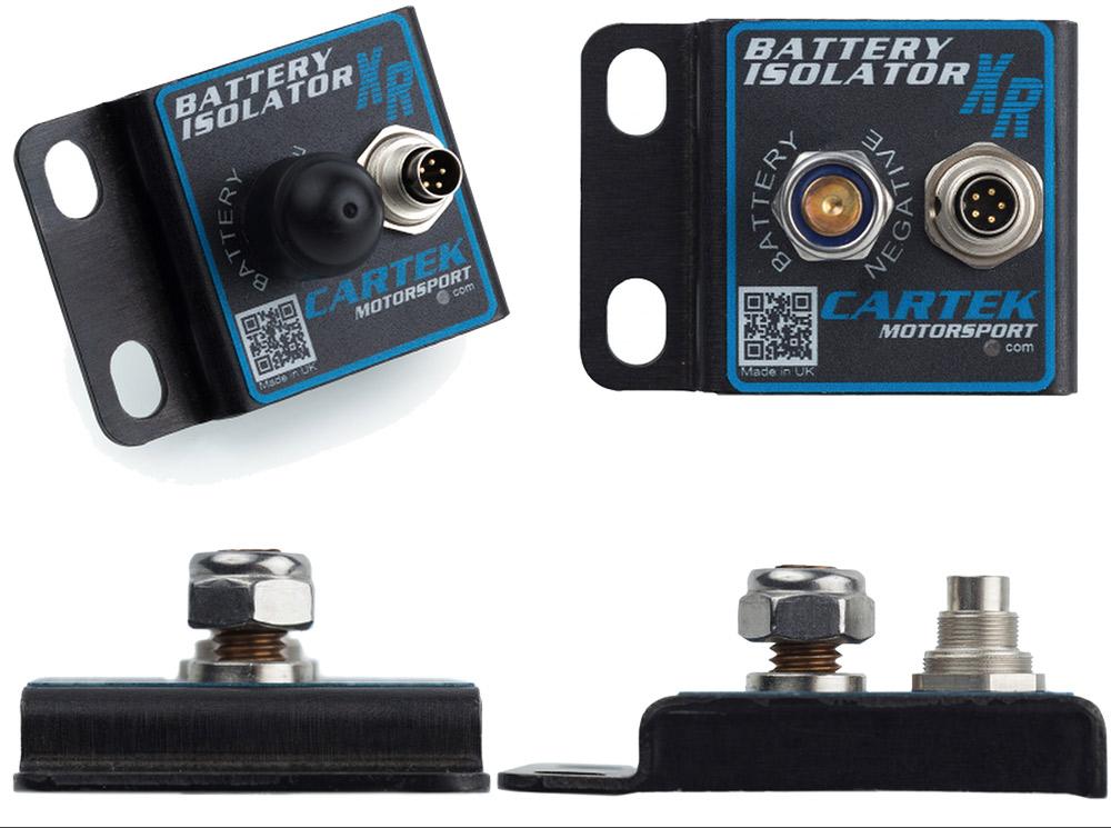 Battery Kill Switch Cartek Isolator Electronic
