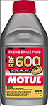 Motul Brake Fluid - 600 Racing DOT4 Brake Fluid (500mL)