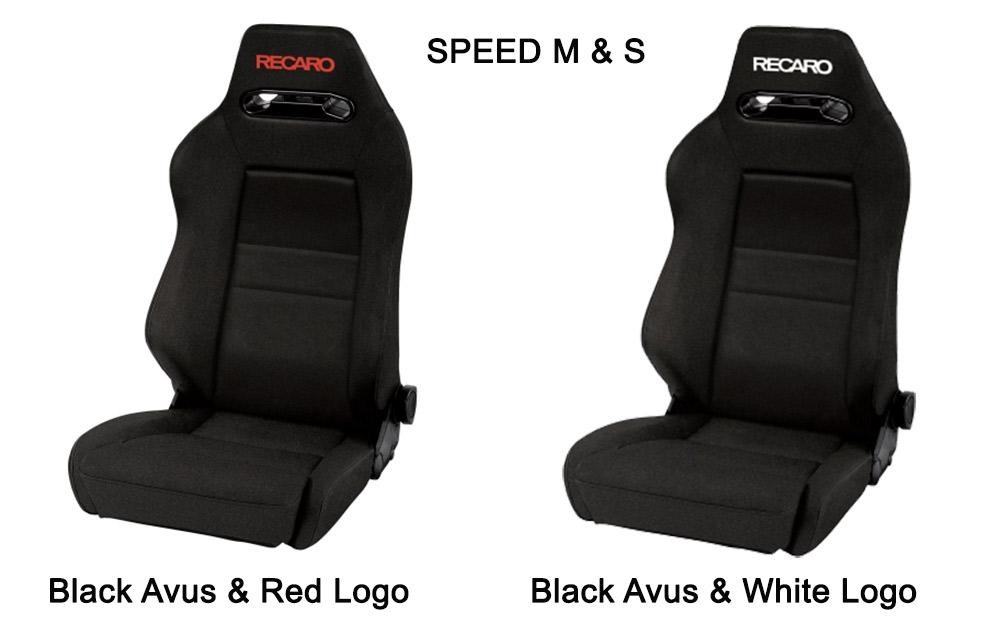Recaro Speed 5pt Street Sport Seat Stable Energies